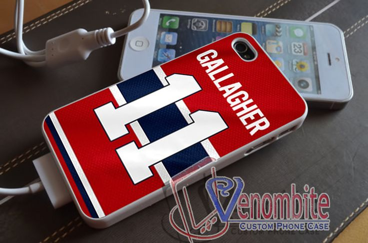 Brendan Gallagher - Montreal Canadiens Case iPhone , iPad, Samsung Galaxy, HTC Cases