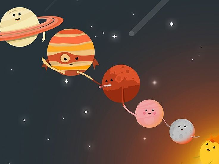 Something I just made for fun.  View the rare planetary alignment in full color :) Created by @Rocky Gonzales  http://earthsky.org/astronomy-essentials/visible-planets-tonight-mars-jupiter-venus-saturn-mercury  #Design #Creatives #solarsystem #planets #illustration #character #graphics #adobe #adobeph #adobesea #Behance #Dribbble #DribbblePH #concept #idea #Random #celestial #phenomenon #create #portfolio #DesignMNL by instagram.com/designmanila