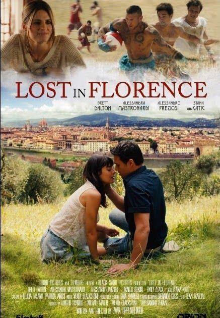 Lost in Florence, Pierdut in Florenta, Ratacit in Florenta, fotbal italian, film de dragoste