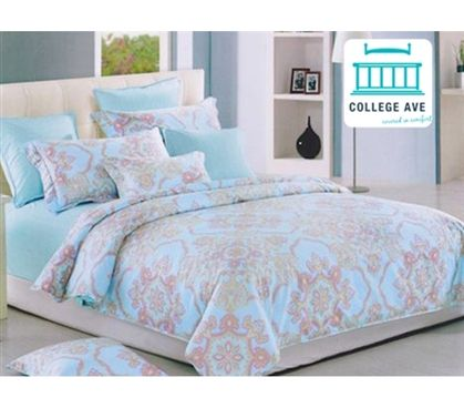 1000 Images About Dorm Ideas On Pinterest Twin Bedding Sets College Clothing And Coral Aqua