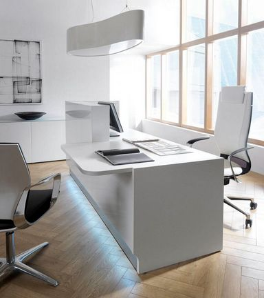 #elzap #meblebiurowe #meble #furniture #poland #warsaw #krakow #katowice #office #design #officedesign #officefurniture #white #interior #workspace #officelife #chair #armchair #lamp #desk  www.elzap.eu www.meble-metalowe.com www.krzesla.krakow.pl
