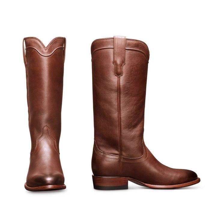 Bourbon Calf-pair
