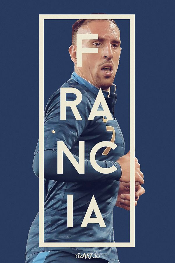 FIFA World Cup 2014:       Ribery                               France #FIFA #WORLDCUP2014 #BRAZIL