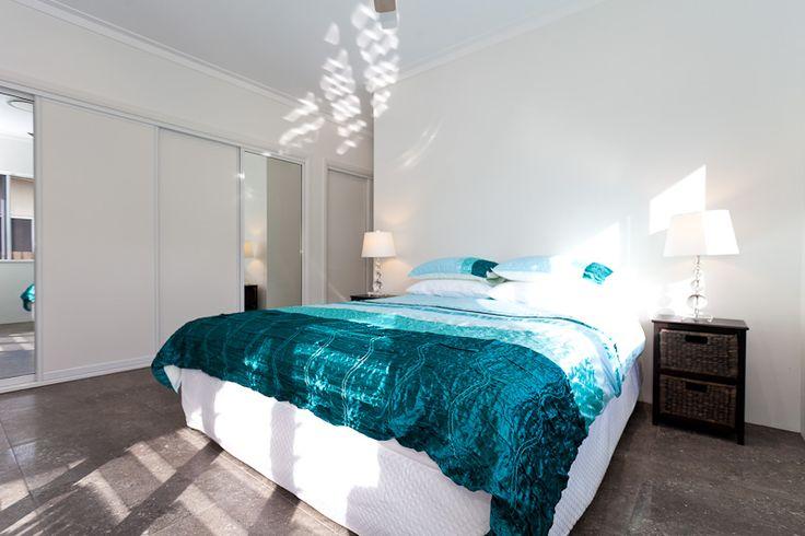 Field Homes Bedroom