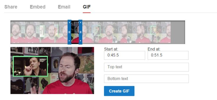 Making short GIFs of YouTube videos is a pretty well-established practice now -- so much so that there's dozens of websites dedicated to this finest of art forms. But YouTube might be about to make them all obsolete, thanks to a new built-in GIF maker.