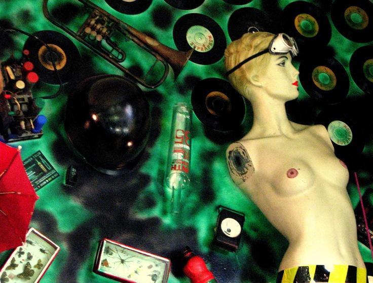 somewhat contemporary pop art