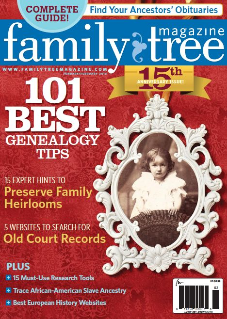 Scrapbooking Small Heirlooms - Safe Scrapbooking Solutions--Family Tree Magazine - Family Tree Magazine