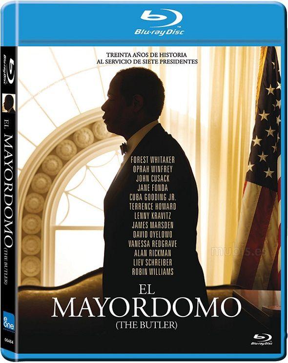 El mayordomo. Edición Blu-ray.