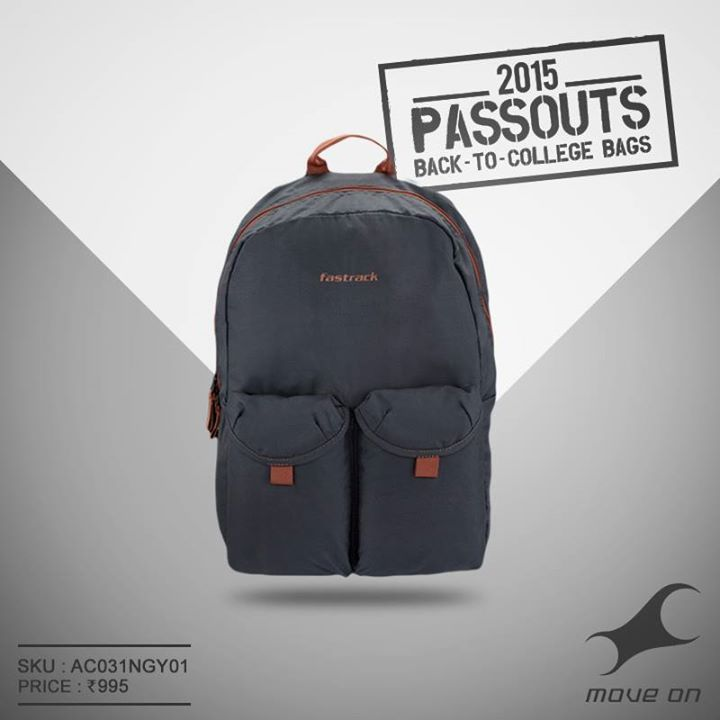 Ready to catch some Zzzz? Get your #Passouts backpack here: http://fastrack.in/products/bags/sku-ac031ngy01/