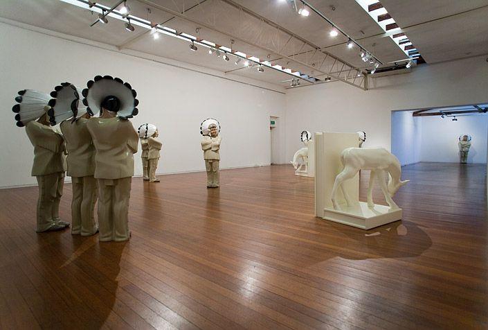 Michael Parekowhai #art #sculpture