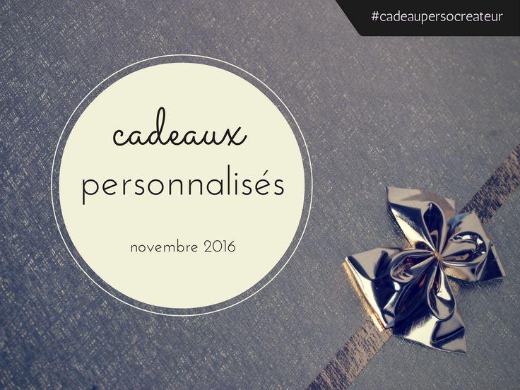 Magnifiques idées de cadeaux personnalisés
