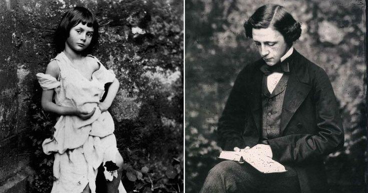"""Charles Lutwidge Dodgson, meglio conosciuto come """"Lewis Carroll"""", fu un intellettuale ingleseattivo in diversi ambitifra cui lascienza, la letteratura e la fotografia, conseguendo i massimi risulta"""