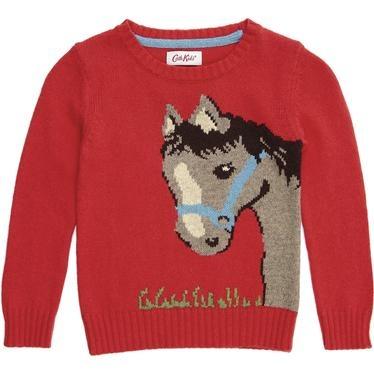 Hello Horsey Jumper, Cath Kidston