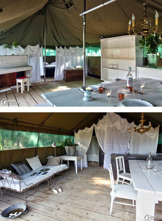 Les Ormes, un camping de ensueño en Francia
