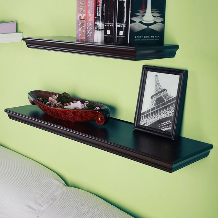 Awesome Welland Solid Wood Wall Mounted Shelf Brackets Decor Gift ...