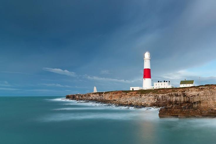A long exposure produced this shot of a surreal sea off Portland Bill, Dorset  Lloyd Hogan of Stourbridge, West Midlands