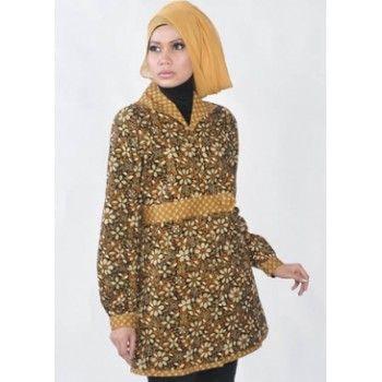 Dunia Fashion - Baju Batik Wanita 1063