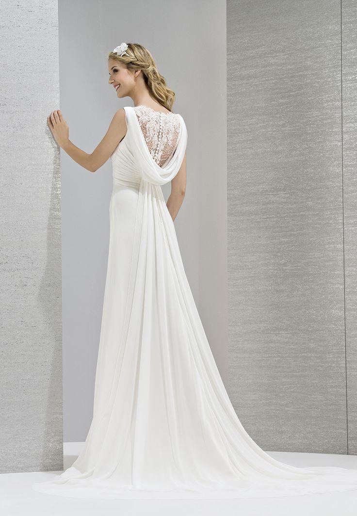 ... Robe De Mariée Églantine sur Pinterest  Robes De Mariées, Robe De