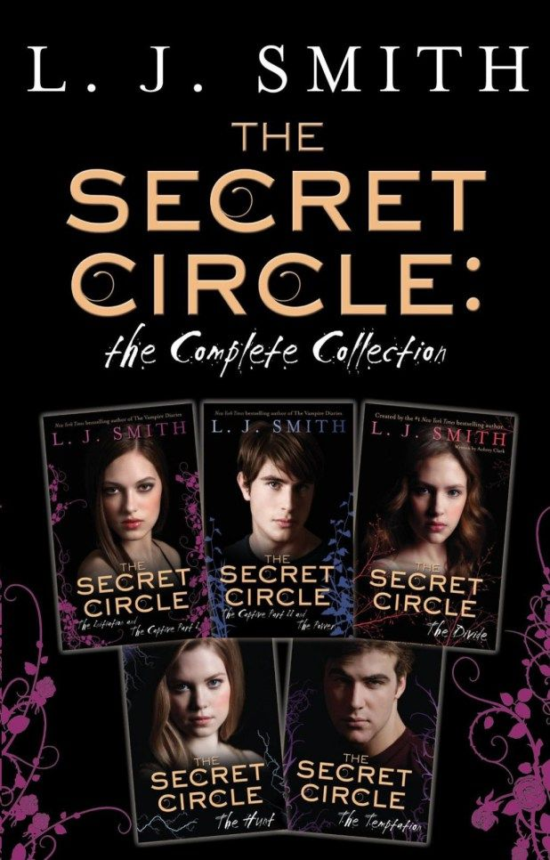 The Secret Circle_ The Complete - L. J. Smith