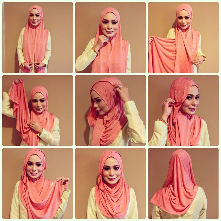 hijab styling by vee elfaiiziens