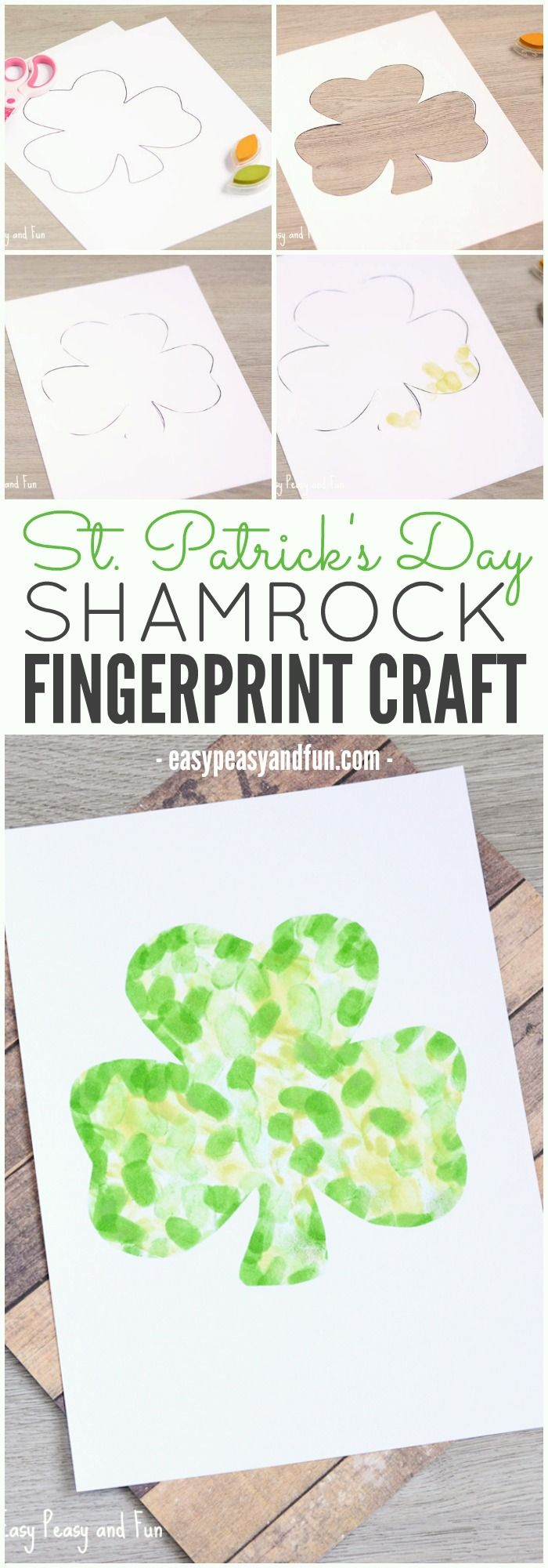 173 best St. Patrick\'s Day for Prek-2 images on Pinterest | Crafts ...