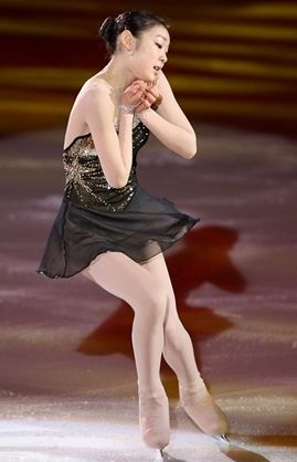 ★ℒ ★: Amazing Art, Figure Skating, Yuna Kim, Ice Skating, Personas Bellas, People, World