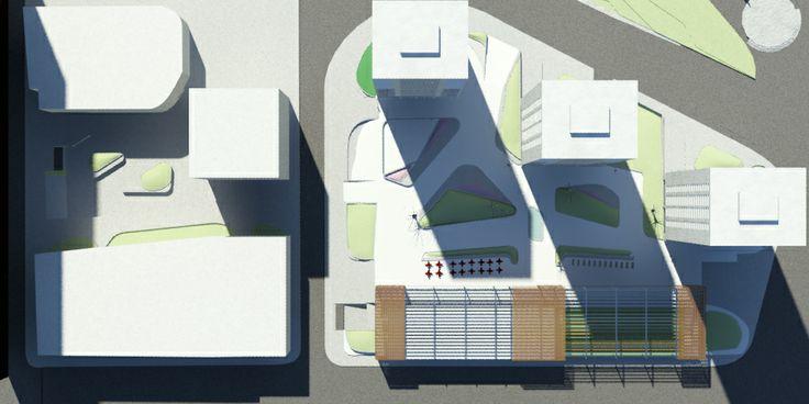 Proyecto arquitectónico en chile 2