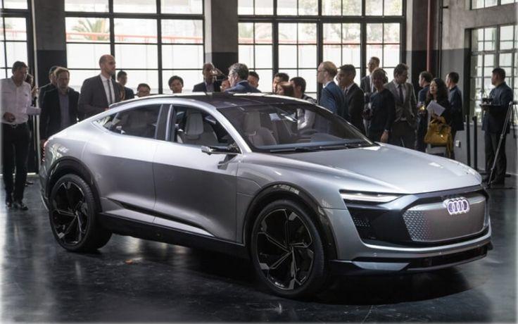Электрический Audi e-tron Sportback пойдет в серию