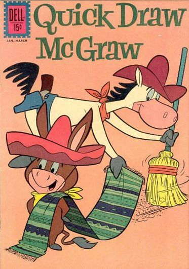Quick-Draw McGraw