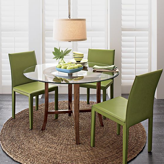 45 Best Home 2 Images On Pinterest  Bedroom Decor Bedrooms And Endearing Green Leather Dining Room Chairs Review