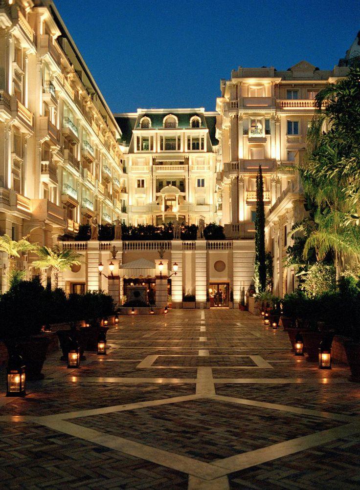 Hotel Metropole in Monte-Carlo