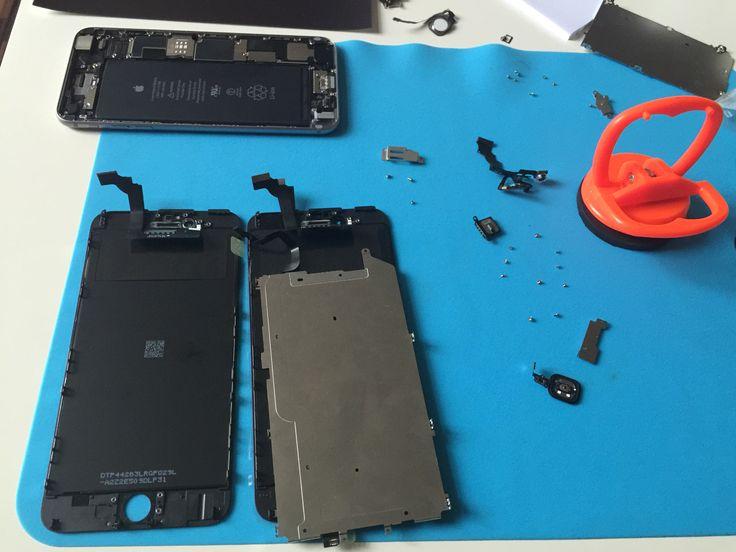Oprava iPhone 6 Plus - iPhone 6 Plus repair