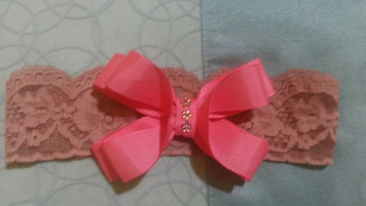 Saumon headband