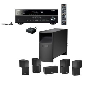 Costco: Bose® Acoustimass 10 Home Theater Bundle and Bluetooth® Music Package