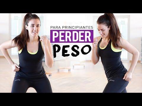 Empezar a perder peso con cardio para principiantes | 10 minutos - YouTube