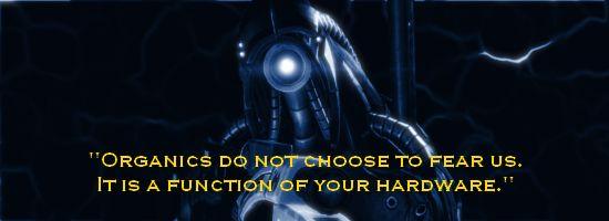 Mass Effect 2: Legion by MizzeeOH.deviantart.com on @deviantART