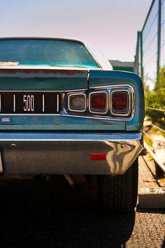 Dodge Coronet 500  Follow Jasper Symons for more!