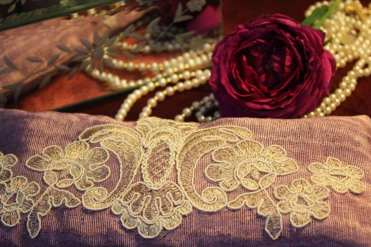 Silk Relaxing Lavender Eye Pillow by AnnaLavenderDream on Etsy