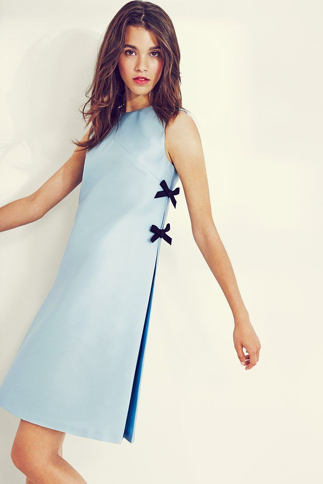 Carolina Herrera Resort 2016 summer dress and cocktail dress as a variant / легкое летнее платье