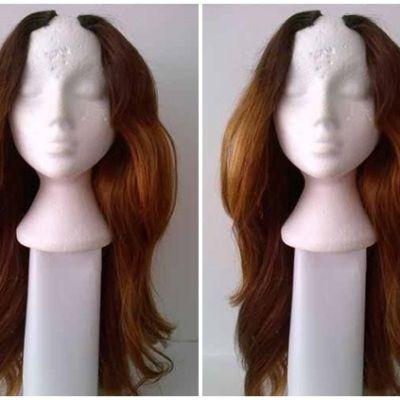 U-part wig making - instructions
