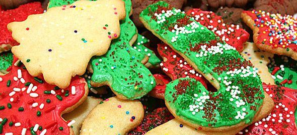 Πλησιάζουν Χριστούγεννα, φτιάξτε απίθανα μπισκότα για εσάς αλλά και για να τα παιδιά σας σε διάφορα σχήματα και γεύσεις.