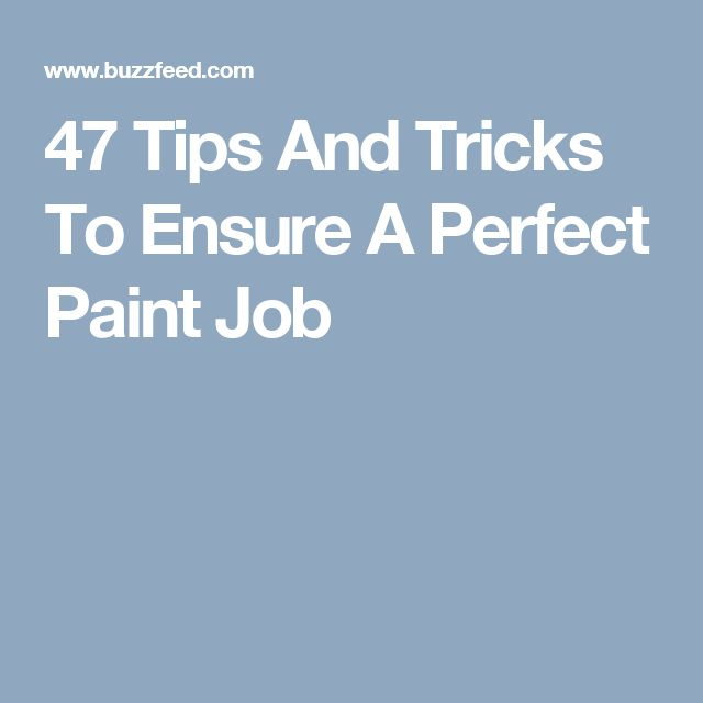 10 Tips For A Perfect Paint Job: 66 Best Images About Woods On Pinterest