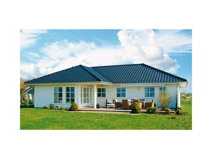 103 best images about bungalows on pinterest villas for Fertighaus klassisch