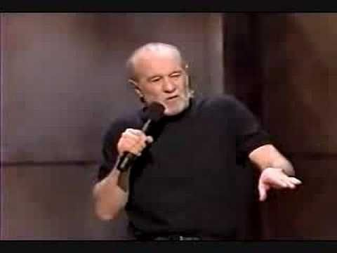 George carlin speaks the truth, Voting Is another way to keep you in a closed distracted bubble... no Offensive words please