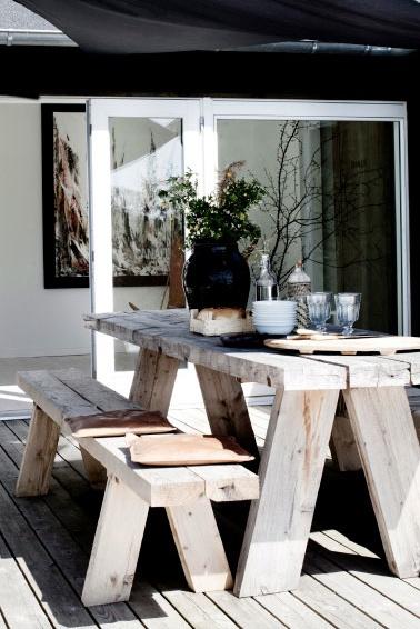 Rustic Minimalist | Interior Decorating, Home Design, Room Ideas