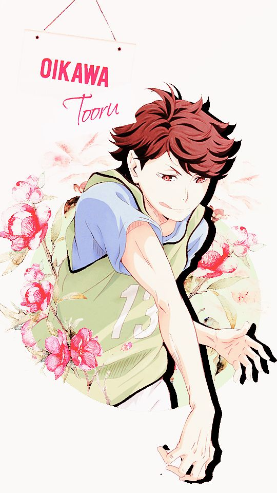 NEKOMA, jetzui: Oikawa Tooru: Wallpapers ↳ Requested...