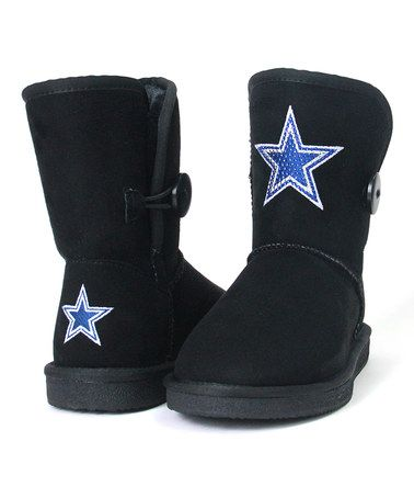 Dallas Cowboys Challenger Boot #zulily #zulilyfinds