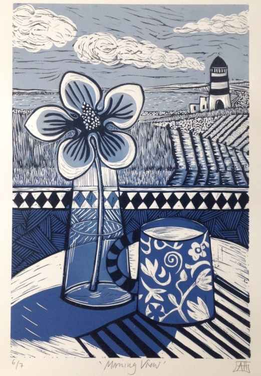546 Best Printmaking Reduction Images On Pinterest