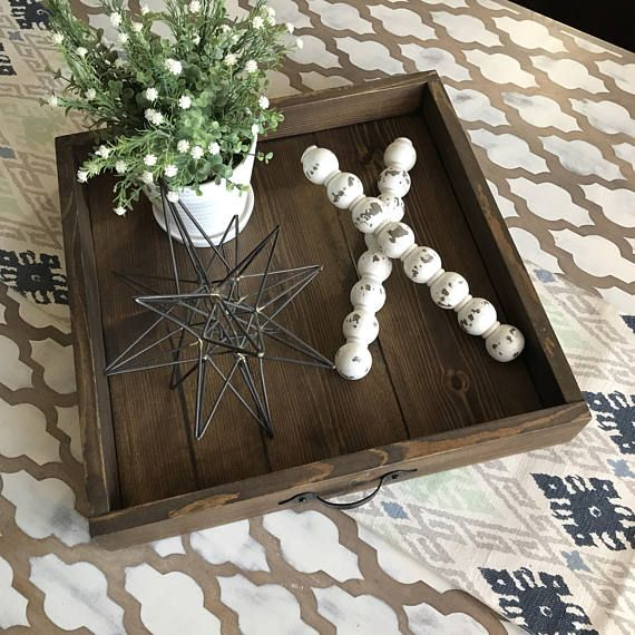 Best 25 coffee table tray ideas on pinterest wooden table box coffee table decorations and - Focal point art essential aspect decor ...