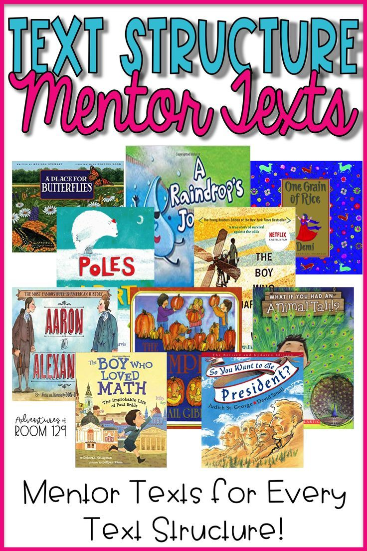 Quickwrite Mentor Texts for Writer's Notebooks